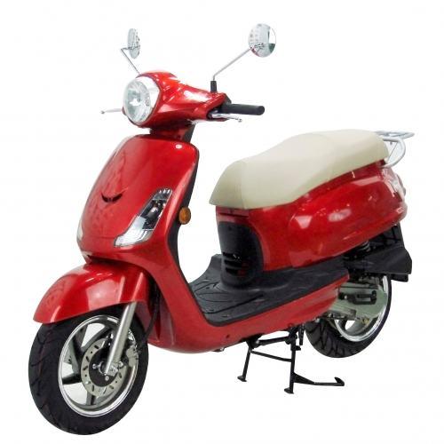 SYM Classic 125 Red