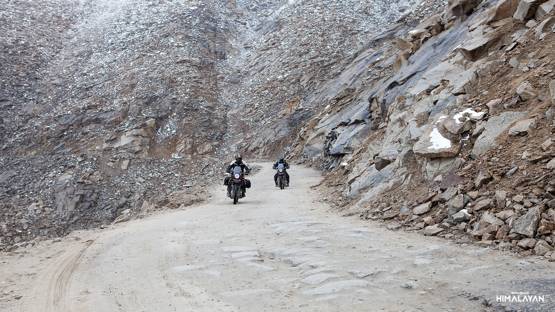 New Royal Enfield Himalayan coming soon