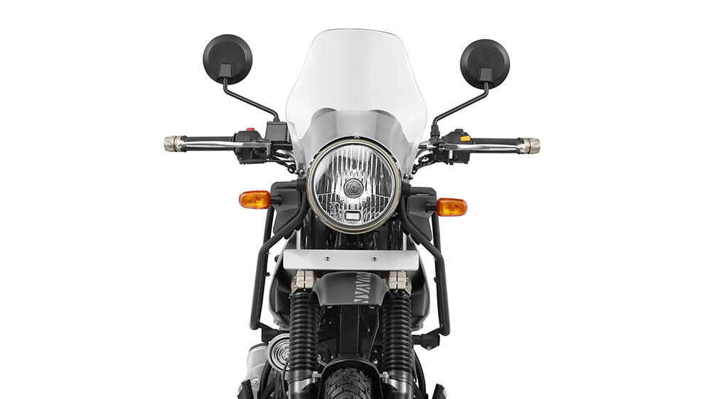 Royal Enfield Himalayan Ride Higher Placed Headlamps