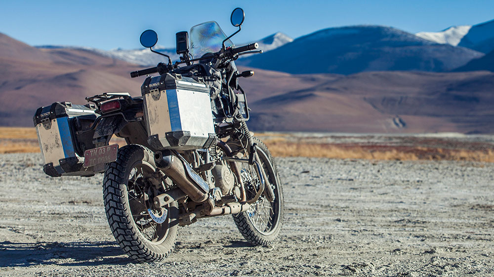 Royal Enfield Himalayan Wheels & Tyres