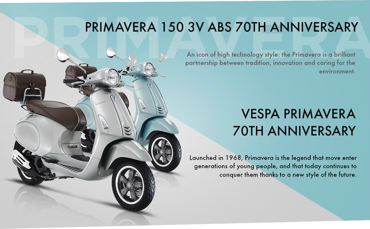 Vespa 70 Anniversary Scooter Style Noosa Motorcycles 150 Lx Fuse Box Primavera 70th And Technology