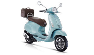 Vespa from 2011 to 2016