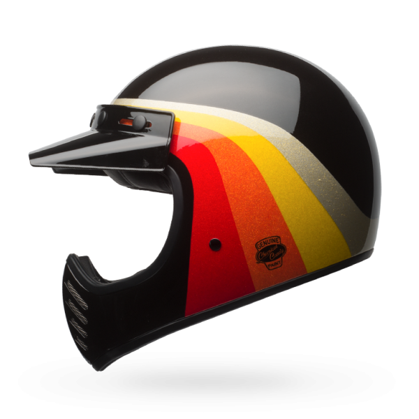 BELL Moto-3 Helmet Chemical Candy