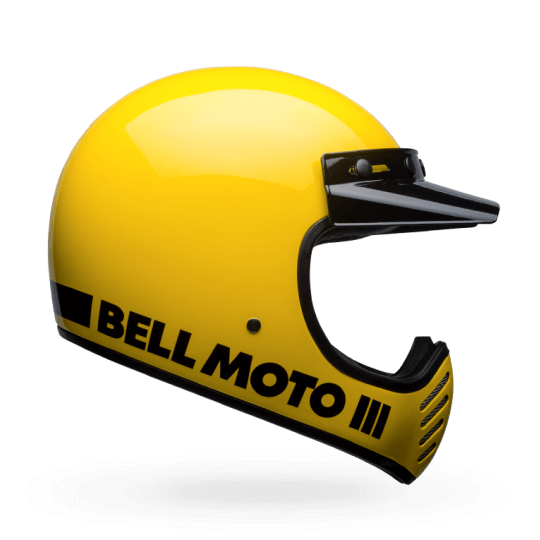 Bell Moto-3 Helmet Product Review