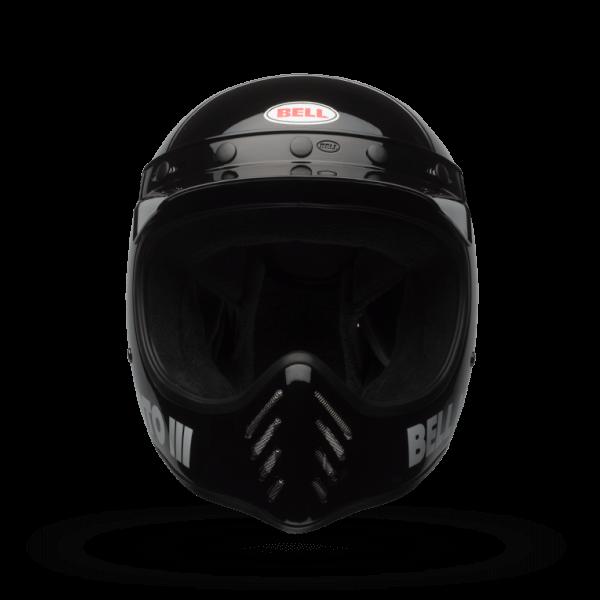 BELL Moto-3 Helmet Classic Black