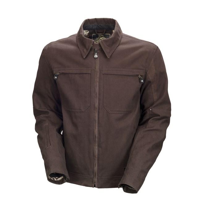 RSD Roland Sands Design Cassidy Textile Jacket Tobacco