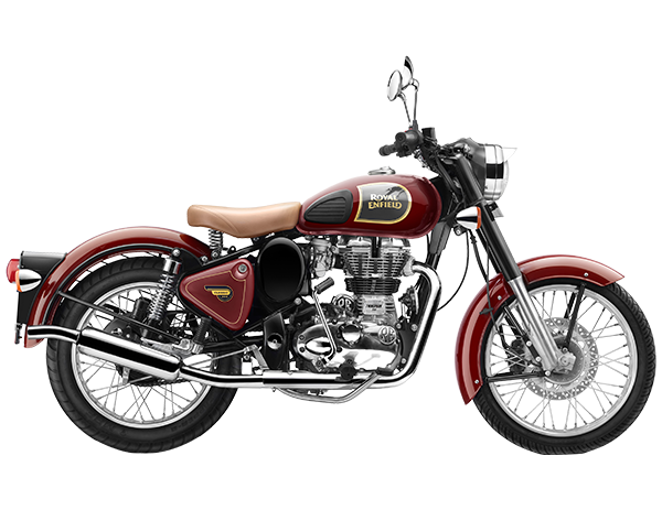 Royal Enfield Classic 350 Chestnut