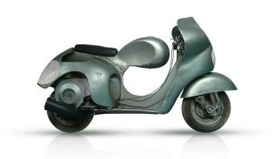 Vespa from 1946 to 1950