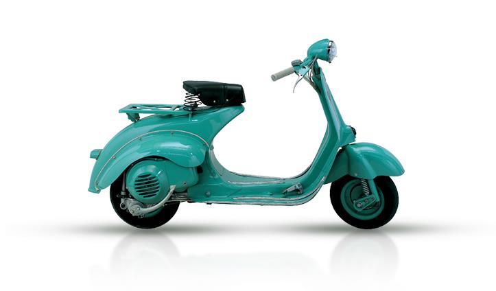 VESPA 125 U 1953