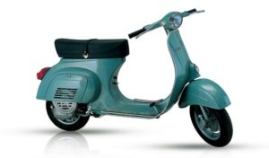 Vespa from 1981 to 2000