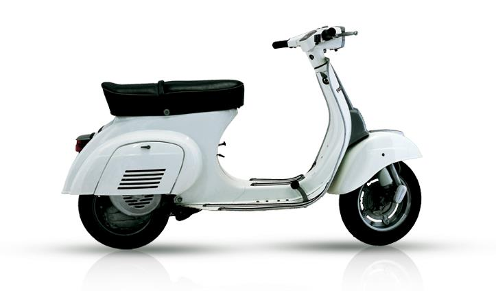 vespa from 1971 to 1980 vespa celebrates 70 years. Black Bedroom Furniture Sets. Home Design Ideas