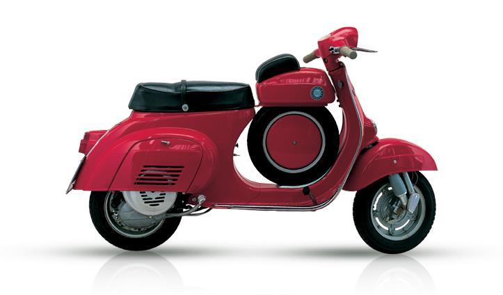 VESPA 90 SUPER SPRINT 1966