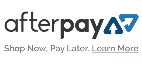 Afterpay.  Shop Now, Enjoy Now, Pay Later!