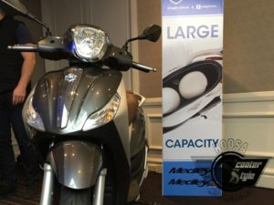 Piaggio Medley 150 & 150 S - A Closer Look