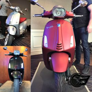 Vespa Primavera and Sprint - Now with ABS