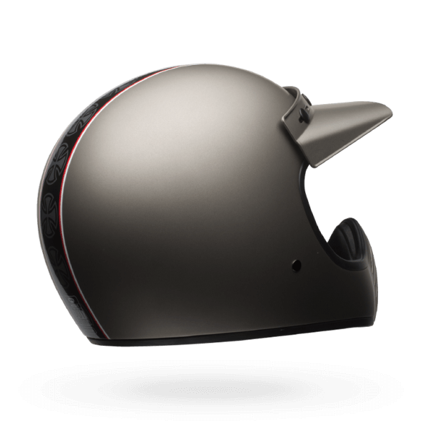 Bell Moto-3 ECE Independant Helmet Matte Titanium