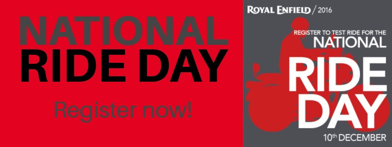 Royal Enfield National Ride Day