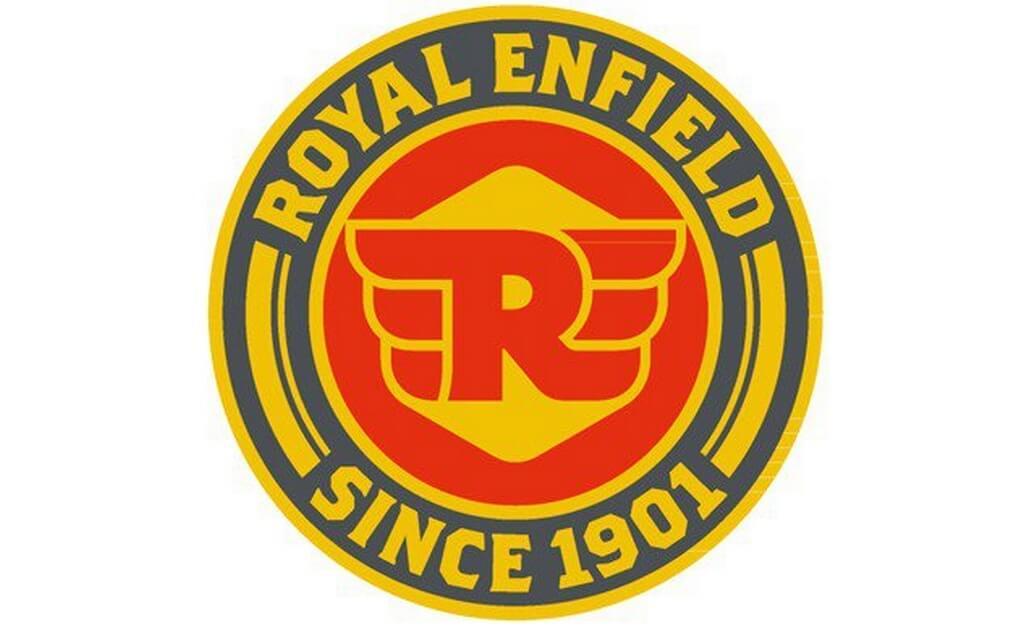 Royal Enfield Logo since 1901