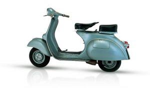 VESPA 150 (VBA) 1961