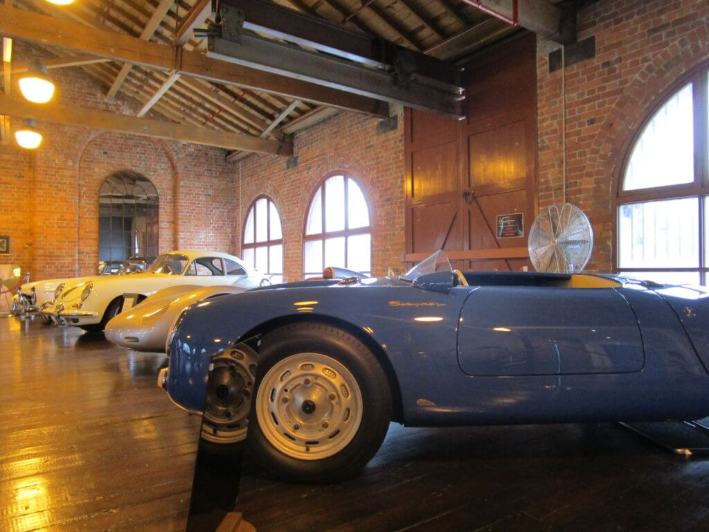 What we got up to in Melbourne - The Fox Classic Car Collection
