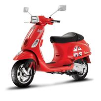 605138M004 Decal Kit Vespa British