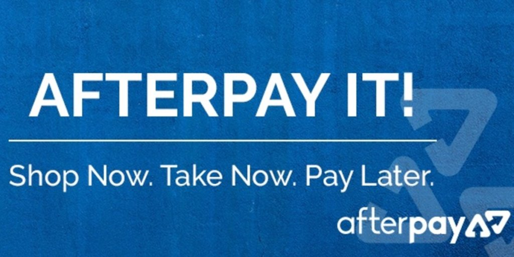 Afterpay Scheduled Maintenance
