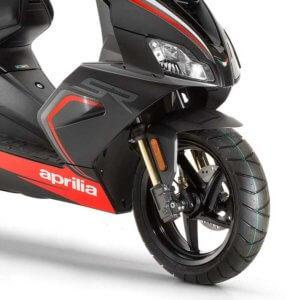Aprilia SR 50 R Black