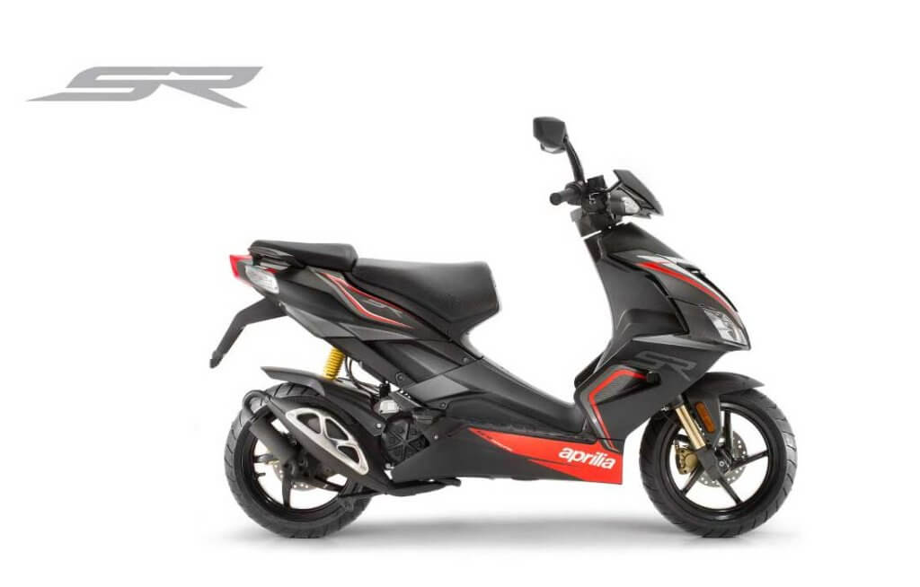 The Aprilia SR50 R Scooter