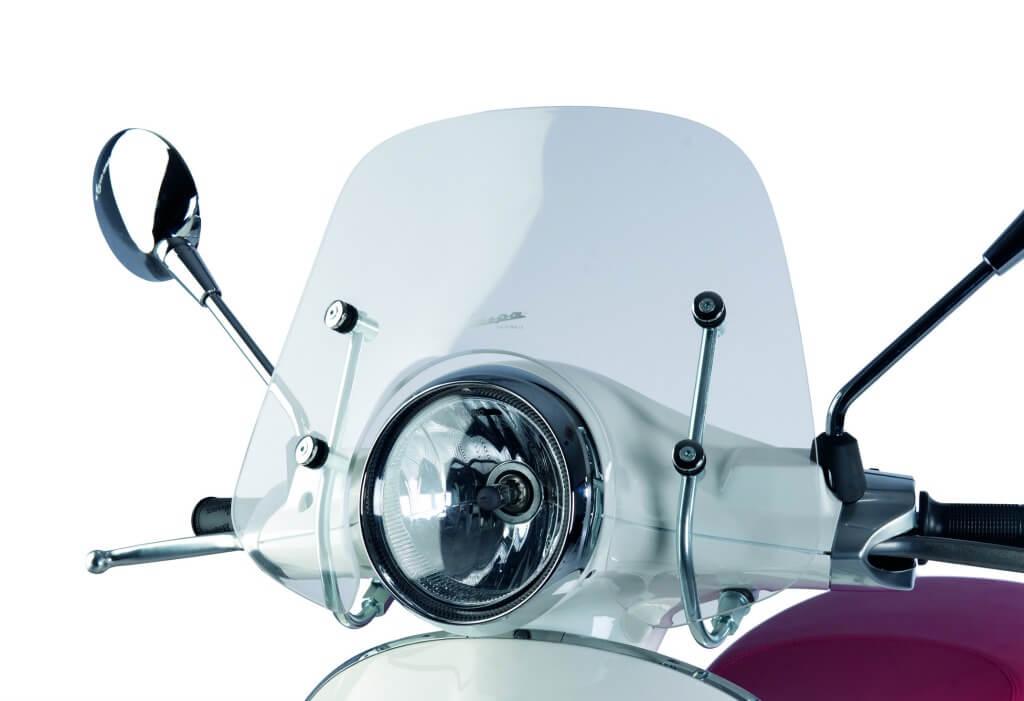 Vespa Primavera Transparent Flyscreen