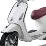 Vespa Primavera Chromed Front Protection Bar