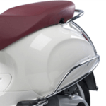 Vespa Primavera Chromed Rear Protection Bars