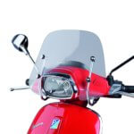 Vespa Sprint Transparent Flyscreen