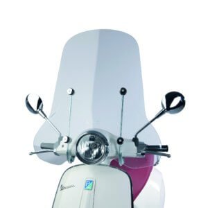 Vespa Primavera Tall Windscreen