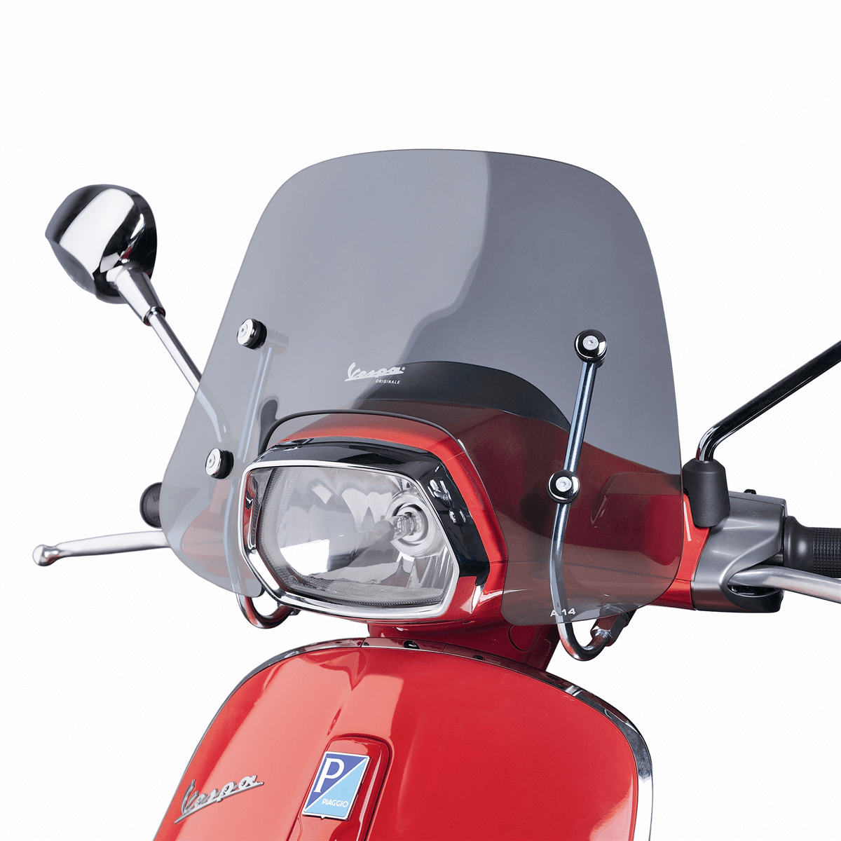 vespa sprint smoke flyscreen scooter style noosa. Black Bedroom Furniture Sets. Home Design Ideas