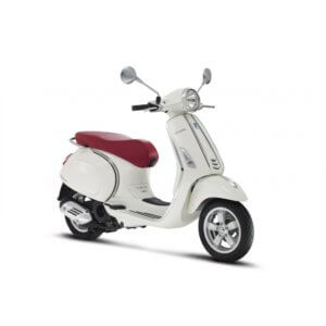 Vespa Primavera Elegance Decal Kit Dark Grey & Black