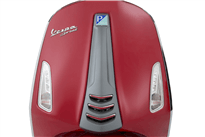 Vespa Sprint Matte Grey Steering Cover