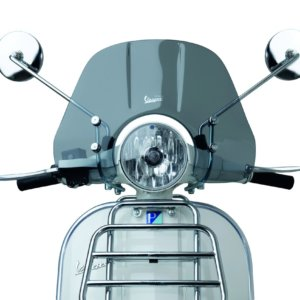 Vespa PX Smoked Flyscreen