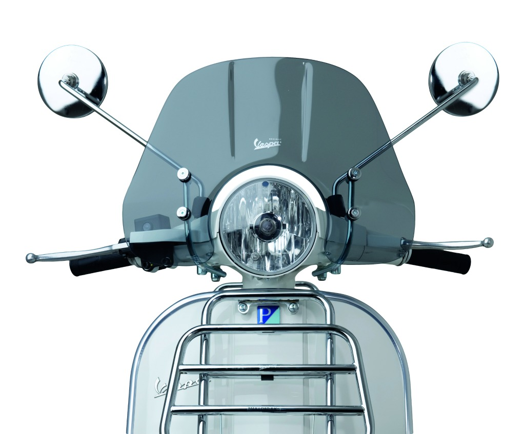 vespa px smoked flyscreen scooter style noosa. Black Bedroom Furniture Sets. Home Design Ideas