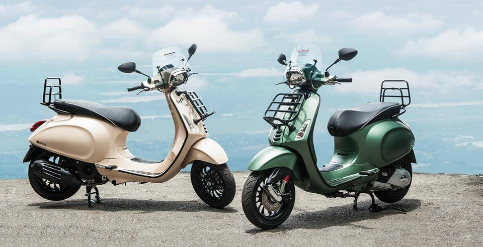 Vespa Sprint 150 Adventure ABS