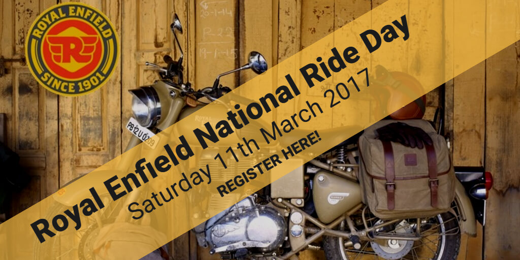 Royal Enfield National Ride Day 2017