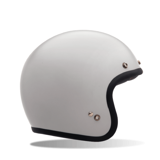 BELL Custom 500 Helmet ECE Gloss White