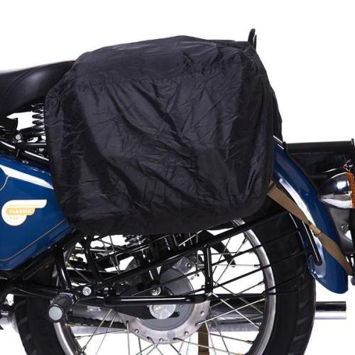Royal Enfield Canvas Long Rider Saddle Bag Olive
