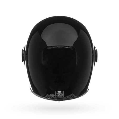 BELL Bullitt Helmet ECE Solid Gloss Black