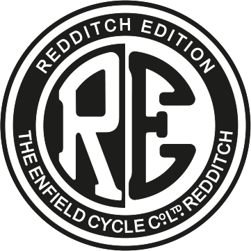 ROYAL ENFIELD REDDITCH MONOGRAM