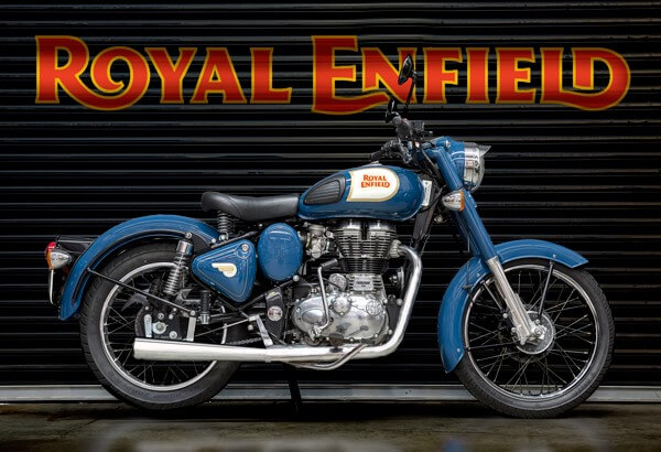 Royal Enfield Classic 350 Free Sports Muffler