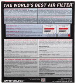 Air Filter K&N TB-1005