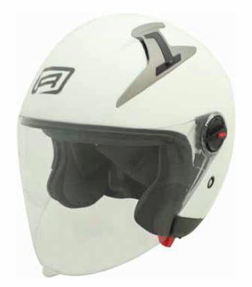 RJays Navona II Helmet Gloss White
