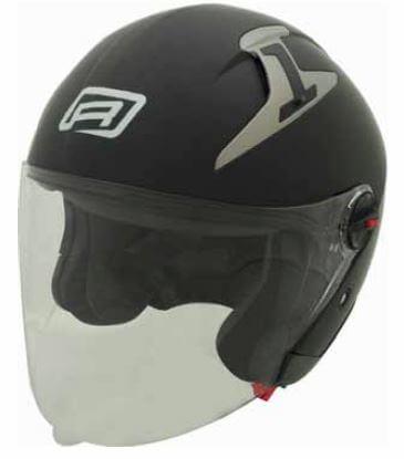 RJays Navona II Helmet Matt Black