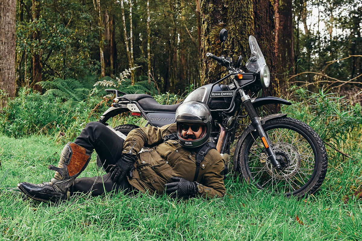 Royal Enfield Himalayan: Reviewed by Mark Hawaa
