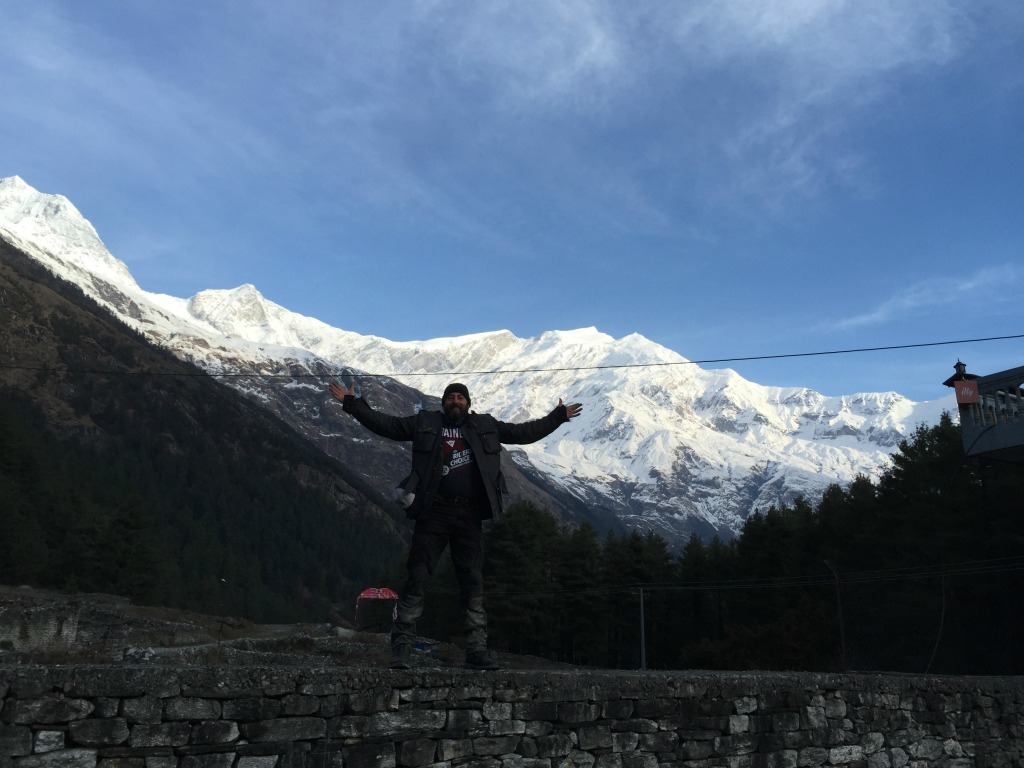 Scott went to Nepal: Himalayan Heroes March 2017